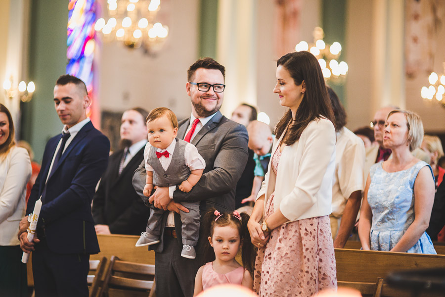 Chrzest Wojtusia | fotograf na chrzciny Kielce