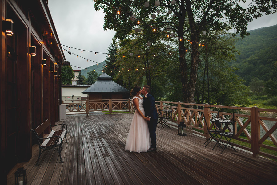 Ślub i wesele w Beskidach | A&D Willa Poprad