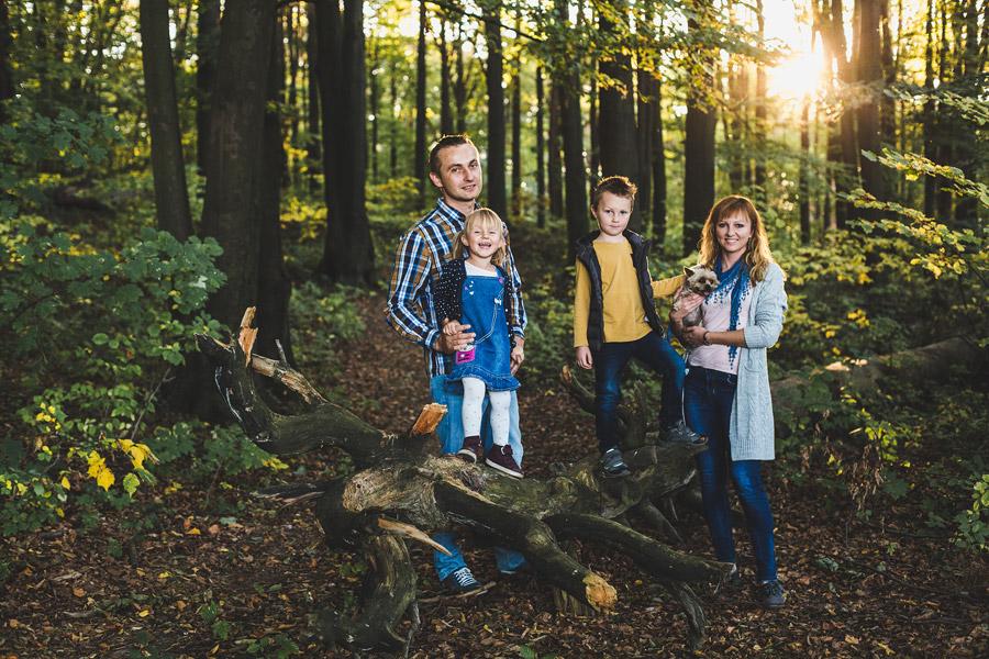 Sesja rodzinna w Kielcach | fotograf rodzinny Kielce