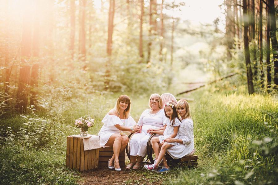 Sesja pokoleniowa | fotografia rodzinna