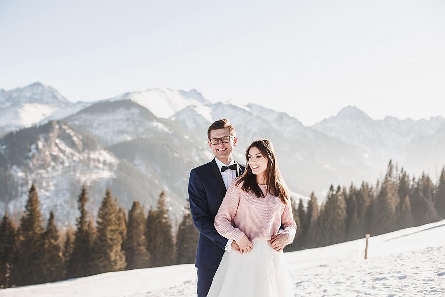 Sesja na Rusinowej Polanie i wesele w hotelu Markiz | fotograf ślubny Końskie