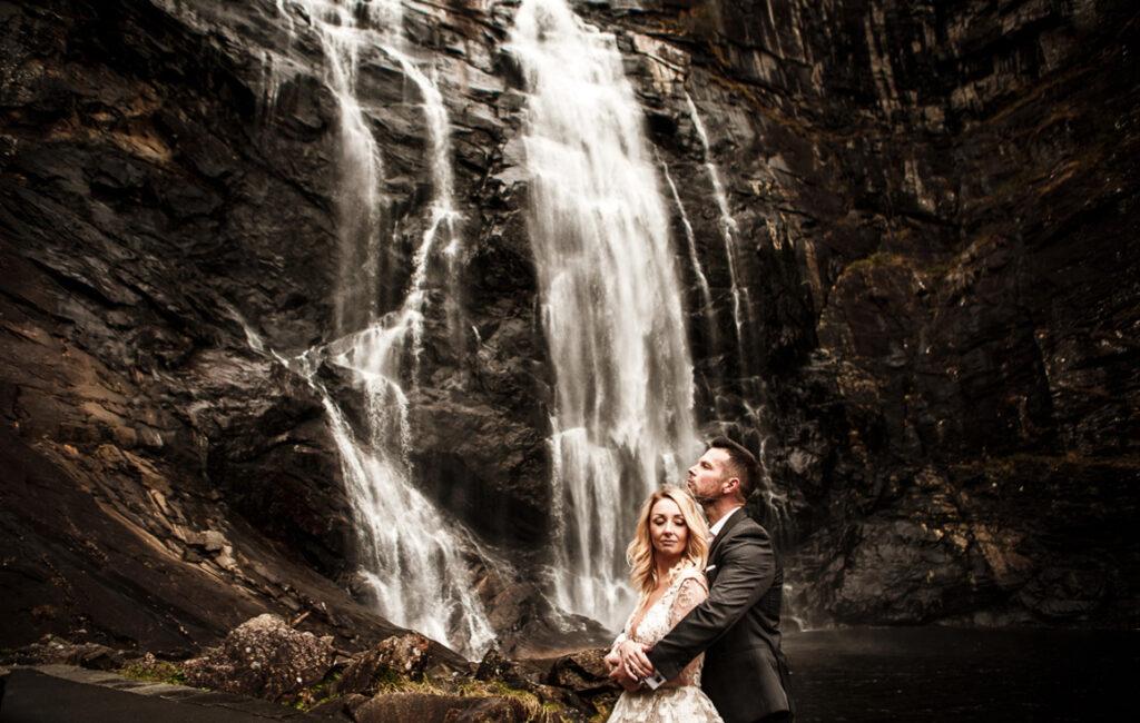 Sesja ślubna w Norwegii | Preikestolen | Stavanger