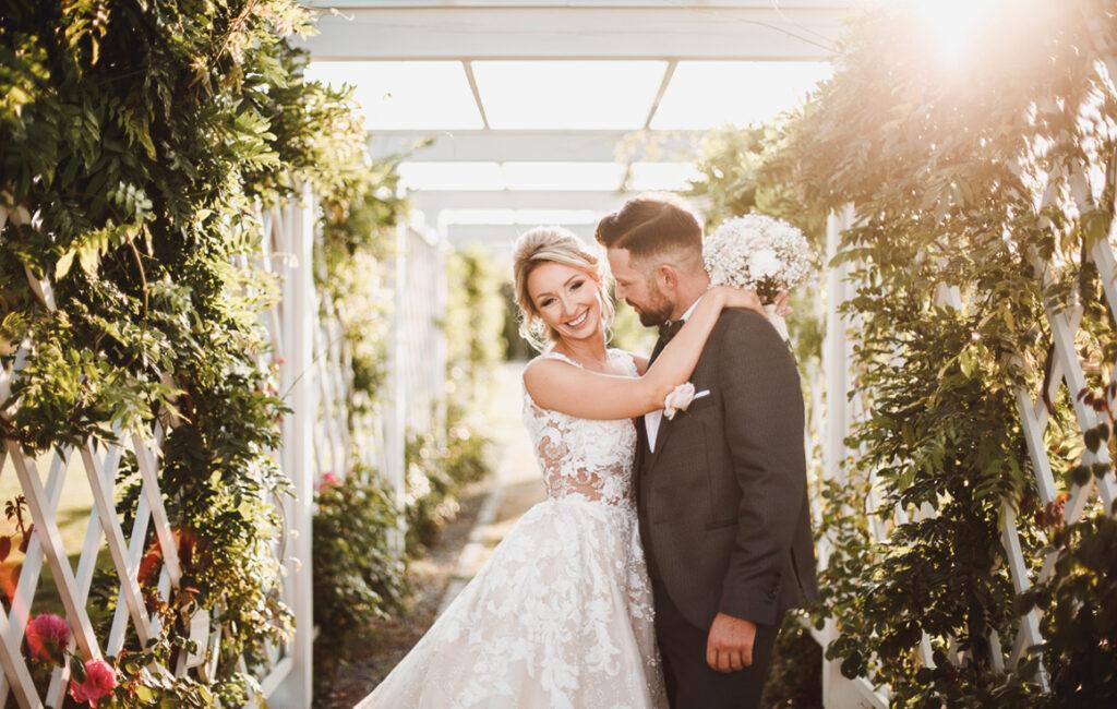Ekskluzywne wesele w Pałacu Jaśminowym | fotograf na ślub Poznań | E&P